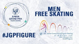 Men Free Skating EGNA-NEUMARKT 2017