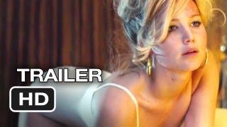American Hustle Official Trailer #1 (2013) - Christian Bale, Jennifer Lawrence Movie HD