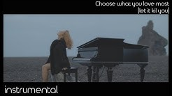 Lara Fabian - Choose what you love most (Let it kill you) - (Official Instrumental)