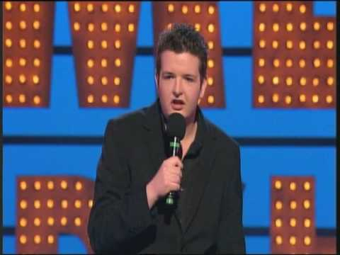 Kevin Bridges on Michael McIntyre's Comedy Roadshow 06/06/09