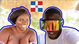 AUNT GETS CAUGHT WITH MAN ON VACATION!! // TRAVEL VLOG: DOMINICAN REPUBLIC, PUNTA CANA PT. 2