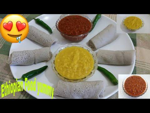 Ethiopian cuisine||Habasha Food,)||English subtitles/cunto xabashi/اكلات الحبشيه