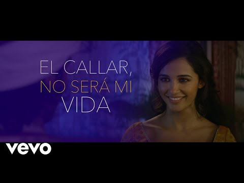 "Isabela Souza - Callar De ""Aladdin"" Lyric"