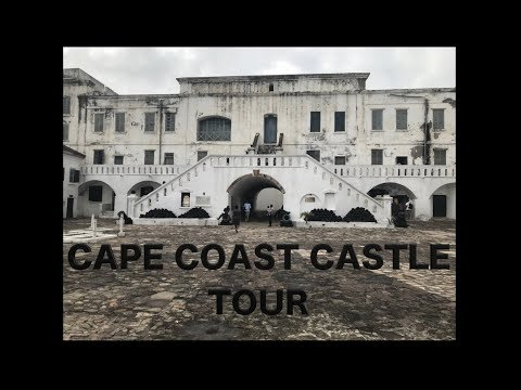 Cape Coast Castle HD Tour