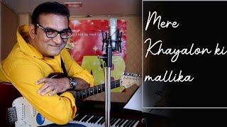 Mere Khayalon Ki Mallika | Josh | Abhijeet