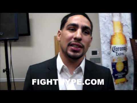 "DANNY GARCIA FIRES BACK AT KEITH THURMAN; CONFIRMS HE'LL ""WHOOP HIS ASS"" IN MARCH"