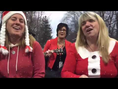 Season's Greetings from LVTV and LakeVille Middle School Staff - 2016