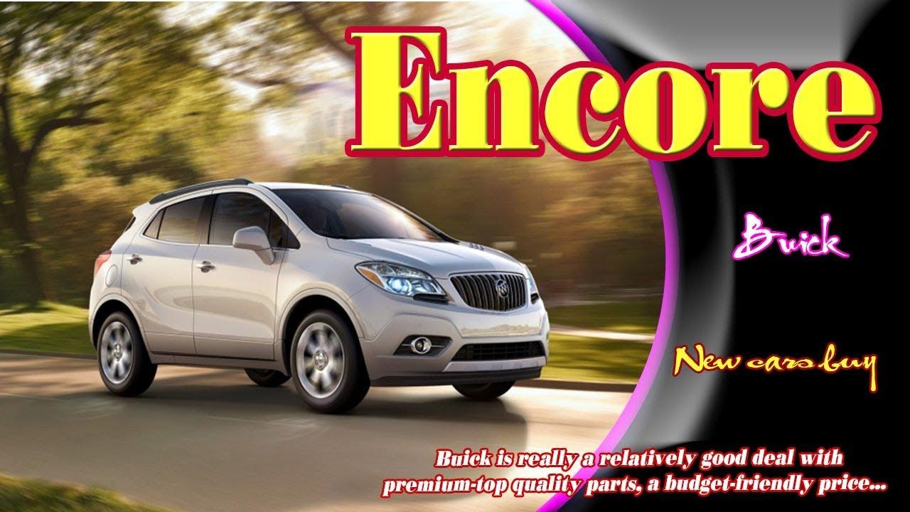 2020 Buick Encore 2020 Buick Encore Redesign 2020 Buick Encore