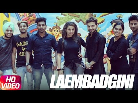 Laembadgini | Diljit dosanjh | Bhangra By Ripan Sidhu | The Dance Mafia | Speed Records