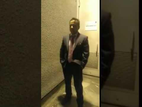 En video presunto conductor del Metro acepta estar borracho