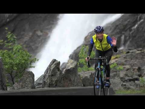 Trollveggen Triathlon 2014