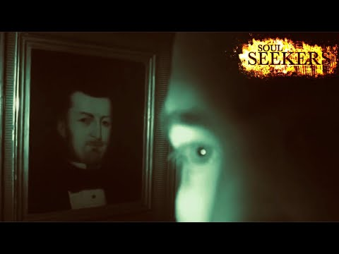 Official Soul Seekers The Whaley House The Most Haunted House in America Dante Investigates