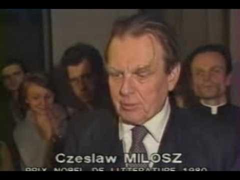 Czeslaw Milosz - Wywiad - Interview - Entretien