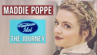 The Story of Maddie Poppe and her journey to American Idol | American Idol 2018