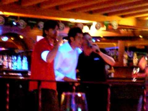 sdc Tonale 2008 Karaoke 3 the reps!