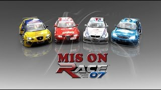 Mis on Race 07 Official WTCC Game ?
