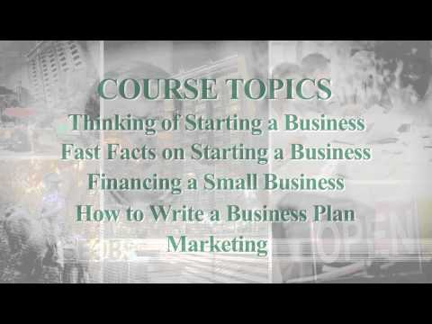 EDBS- GTCC Small Business Center Business Education