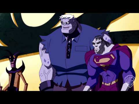 JLA Adventures: Trapped in Time - Lex Luthor Explains All