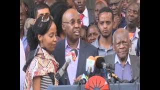 Billionaire businessman Jimi Wanjigi says politics behind raids on his home