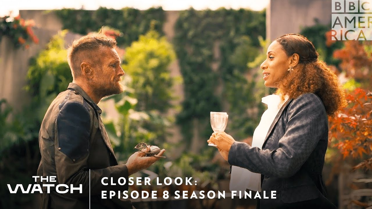 Season Finale! 🤩 'The Watch' Closer Look: Episode 8 | BBC America
