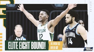 Baylor vs. Villanova - Sweet 16 NCAA tournament extended highlights