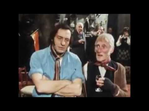 Harry H Corbett & Wilfrid Brambell Nationwide 1974