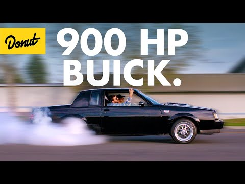 How A Drag Racing LEGEND Transformed This Insane Buick