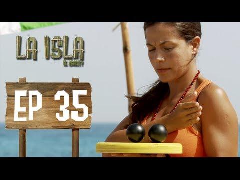 Primera Temporada - La Isla: El Reality - Capítulo 35