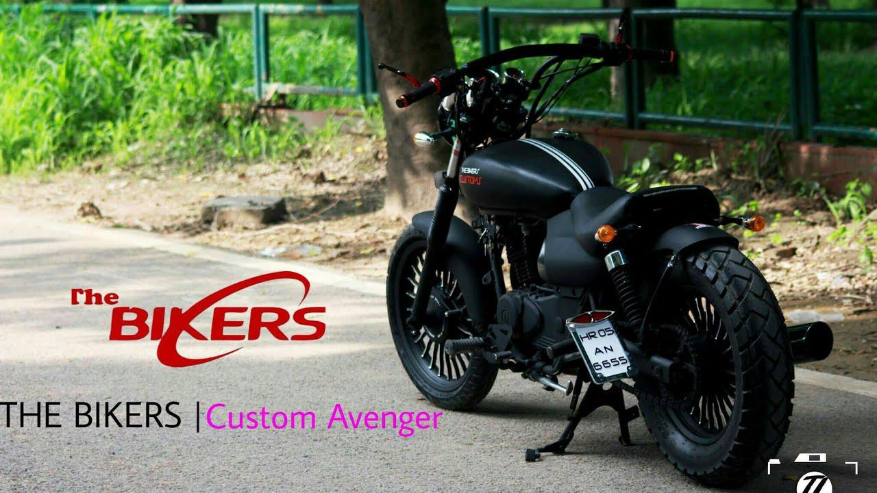 Kawasaki R Modified