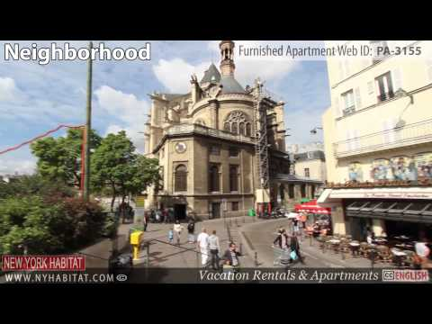 Video Tour of a 1-Bedroom Furnished Apartment in Montorgueil (1st Arrondissement), Paris