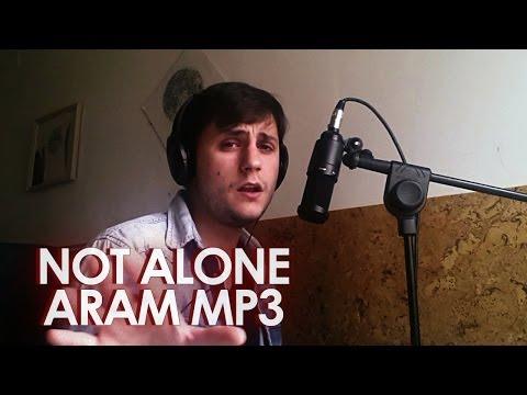 Not Alone - Aram MP3 - Cover By Dazel
