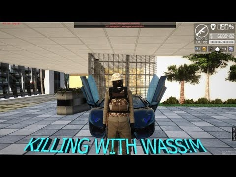 [SAUR RPG] FLIPO Killing Cops #7 FT WASS!M