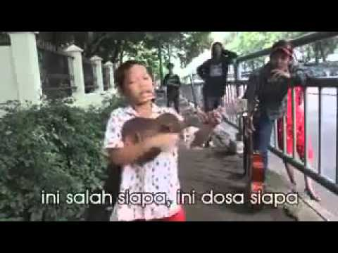 Ngamen sindiran buat indonesia kolam susu