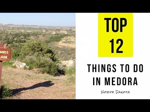 TOP 12. Attractions & Things to Do in Medora, North Dakota
