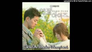 Baek Ah Yeon - Three Thing Left For Me (Angel Eyes OST) Türkçe Altyazılı