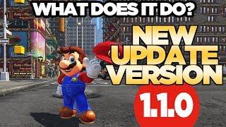 Super Mario Odyssey Update 1.1.0 & The Jump Rope Glitch | Austin John Plays