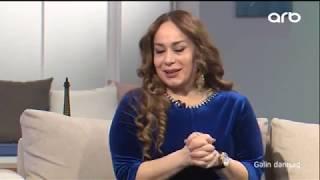 Kəmalə Müzəffər  Gəlin Danışaq 30 01 2017  ARB TV