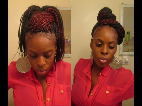 How To Style Box Braids Brandy Inspired 11 Styles