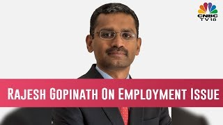 'Right Talent For The Right Job Is Missing ', TCS CEO, Rajesh Gopinath @ #Davos2019