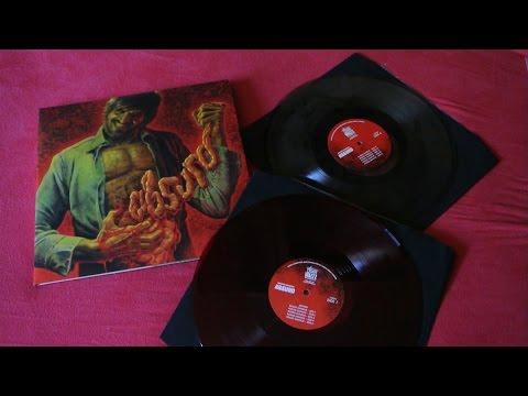 ABSURD Vinyl Soundtrack Mondo Death Waltz 2Lp Gatefold Colored Carlo Maria Cordio
