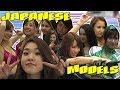 Girls of Fukuoka Custom Car Show Raw Video JDM Girls!