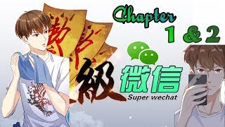 SUPER WECHAT Chapter 1 & 2 Bahasa Indonesia