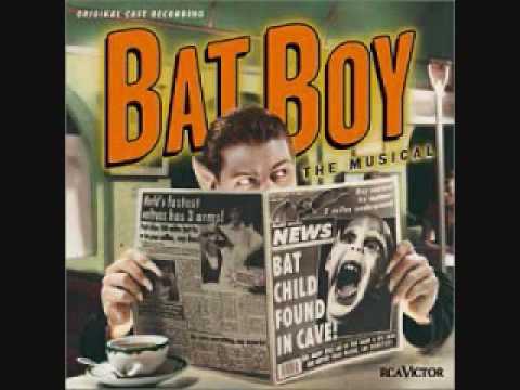 Bat boy the musical lyrics