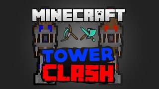 DOTA in Minecraft!? Brand new mini game preview: Tower Clash w/Docm77 & Rendog