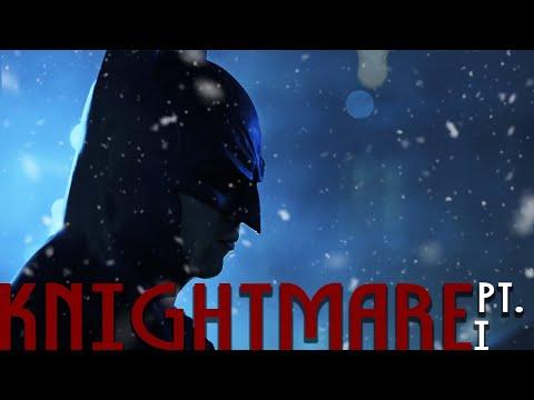 KNIGHTMARE : PART I (Batman V Penguin V Scarecrow V Two Face V Joker )