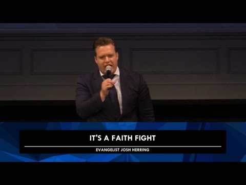 "6/7/2020 – ""It's a Faith Fight"" – Rev. Josh Herring"