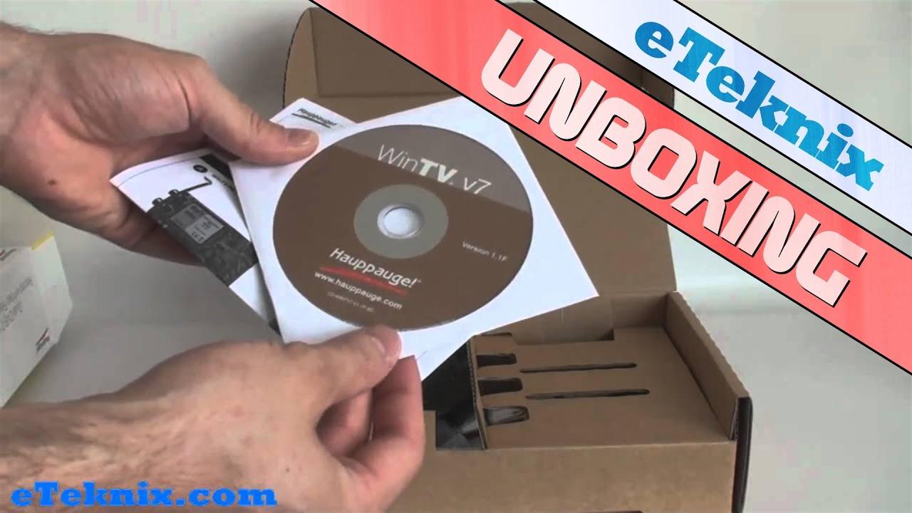 HAUPPAUGE WINTV-NOVA-TD-500 TV TUNER WINTV IR WINDOWS 7 64BIT DRIVER DOWNLOAD