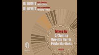 Dj Kemit - Fortune Teller Feat.Eric Roberson(Dj Spinna