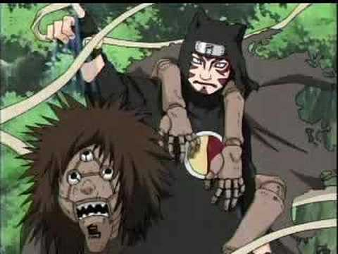 naruto when puppets go bad - YouTube