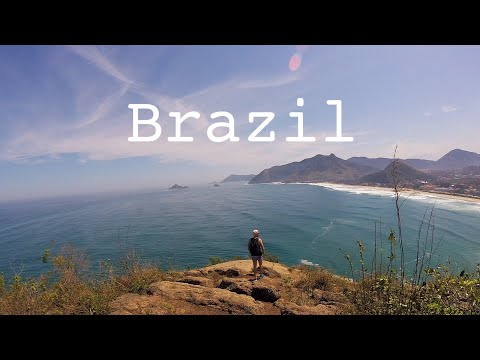 Our trip to Brazil.